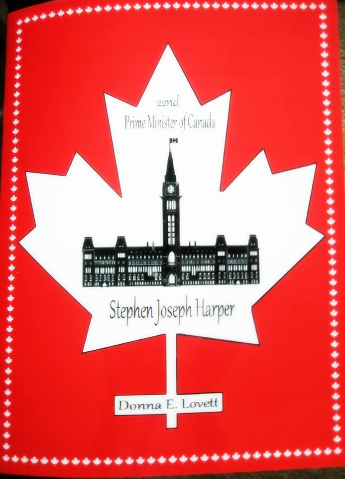 Canada's Prime Minister: Stephen Joseph Harper